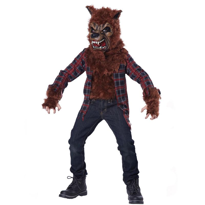 Bloodman Werewolf Child Costume