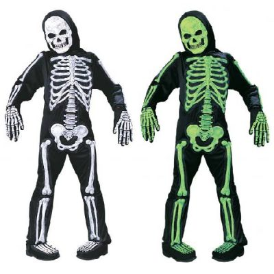 Skelebones Child Black/White, Black/Green