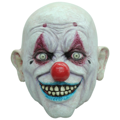 Crappy Clown Deluxe Latex Mask