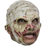 Mummy Mask Deluxe Open Mouth Mask