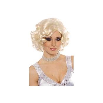 20s Hollywood Starlet Blonde Wig