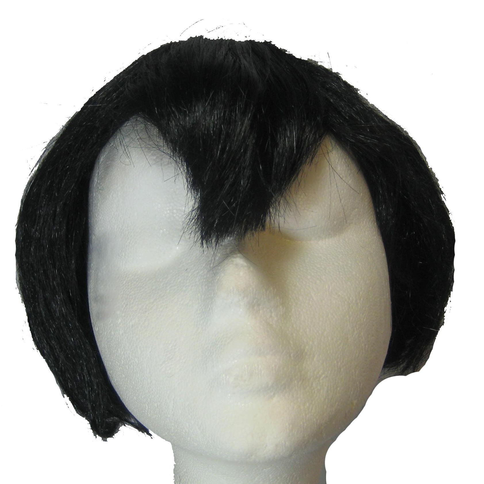 Black Vampirette Wig