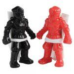 Party Plastic Assorted Ninja Paratroopers