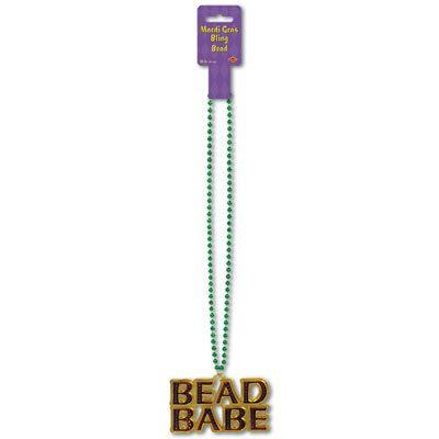 Bead Babe Bead Necklace