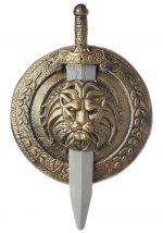 Gladiator Sword and Shield Set