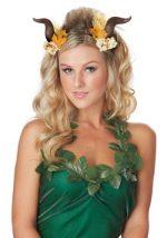 Woodland Fairy Horns Headpiece