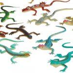 Rubber Lizards Assorted Dozen