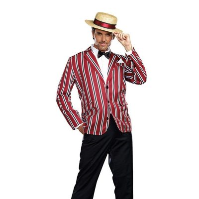 Good Time Charlie Mens 20s 30s 40s costume