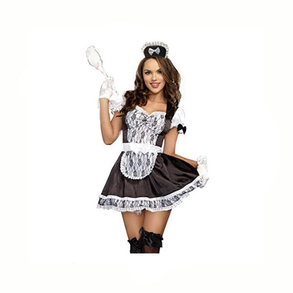 Maid for You French Maid Costume Dress