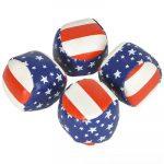 Patriotic Stars n Stripes Kickball