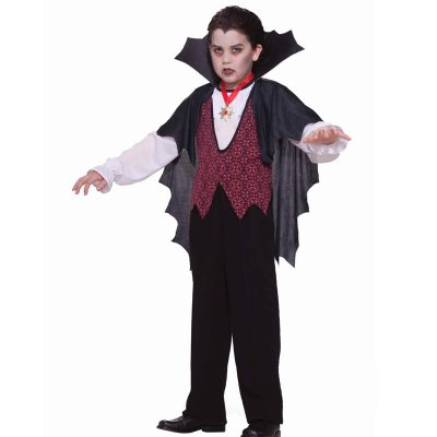Vampire Boy Child Costume