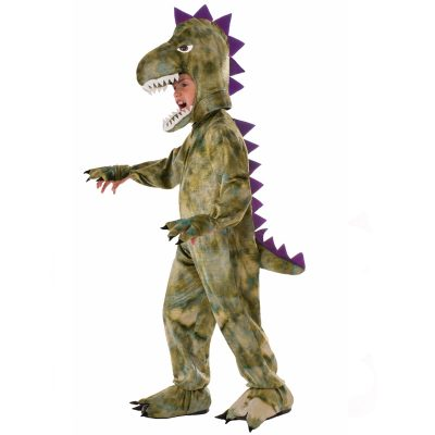 Dinosaur Jumpsuit Child Costume