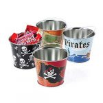 Party Metal Pirate Bucket