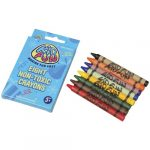 8 Count Color Crayons