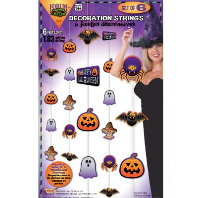 Happy Halloween Decoration Hanging Strings