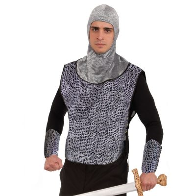 Fabric Medieval Knight Accessory Set