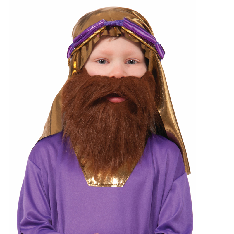 Biblical Child's Wiseman Beard