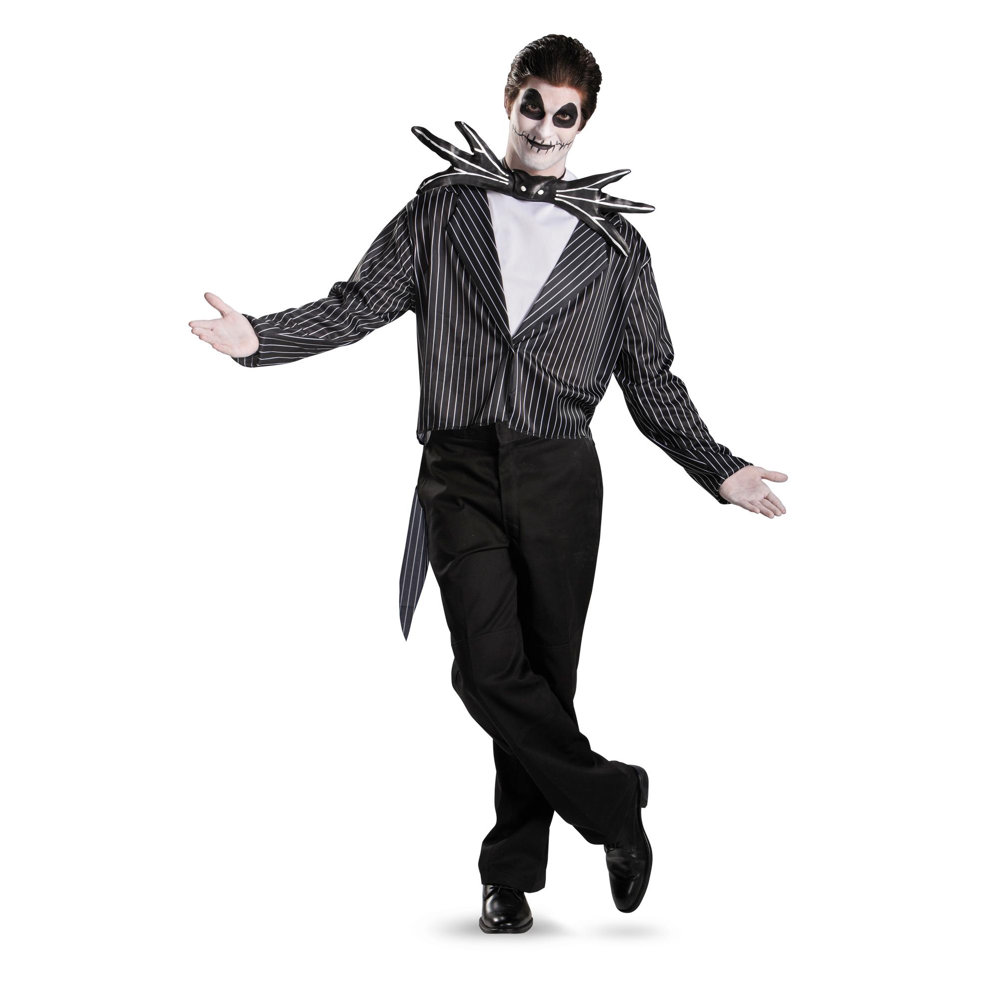 Nightmare Before Christmas Jack Skellington Adult Halloween Costume
