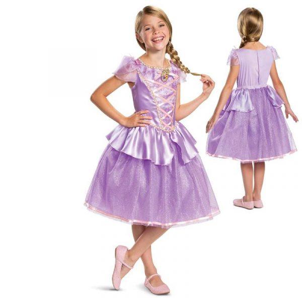Rapunzel Disney Princess Costume