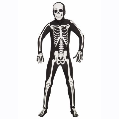 Invisible Teen Skeleton Bone Suit
