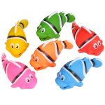 Rubber Clown Fish - Assorted Colors
