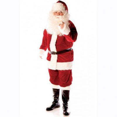 Deluxe Santa Suit Costume