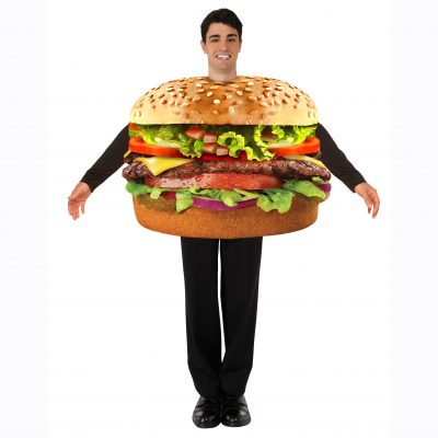 Hamburger Tunic Adult Costume