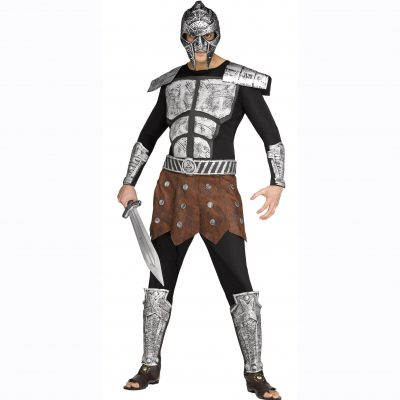 gladiator deluxe adult costume