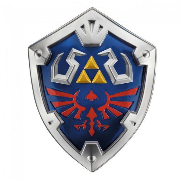 World of Nintendo Plastic Link Shield Costume Accessory