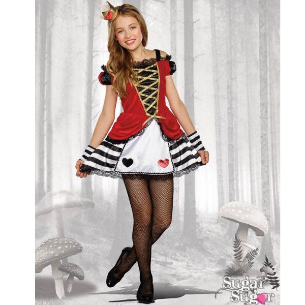 Queen of Heartbreakers Halloween Costume