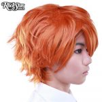 Boy Cut Short Copper Cosplay Wig