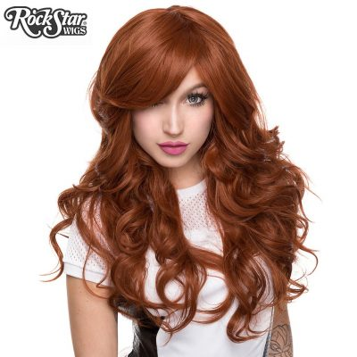 Natural Red Farrah Showstopper Wig