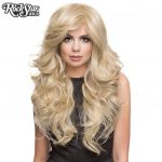 Blonde Farrah - Bombshell Wig
