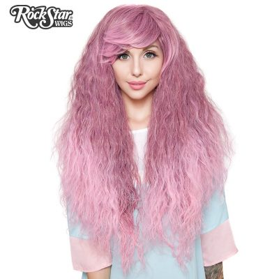 Rose Fade Rhapsody Wig