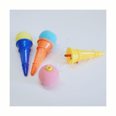 5 Inch Novelty Ice Cream Cone Shooter