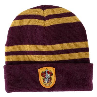Gryffindor Harry Potter Knit Beanie Halloween Costume Hat