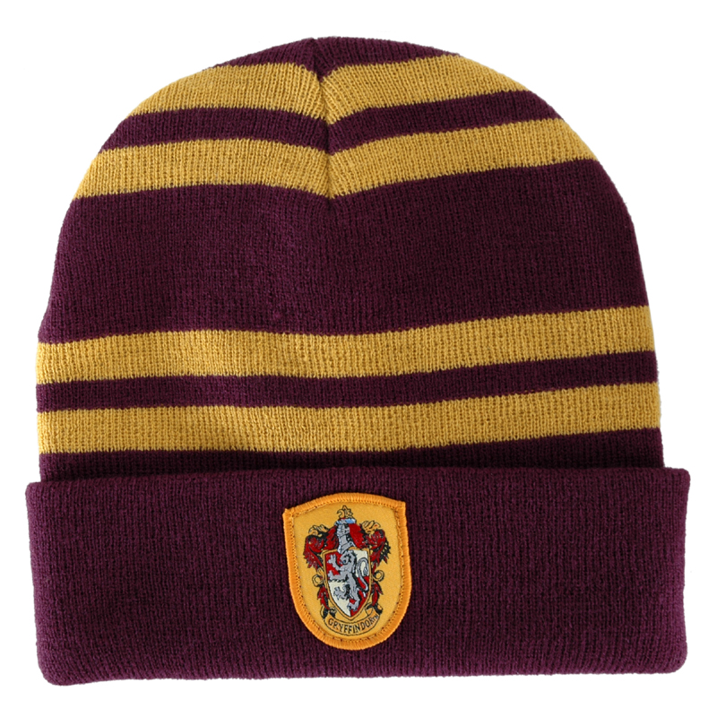 8942d2747 Buy Gryffindor Harry Potter Knit Beanie Halloween Costume Hat - Cappel's