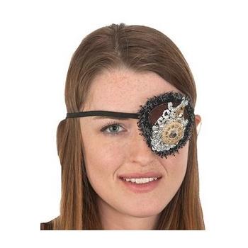 Deluxe Steampunk Eye Patch