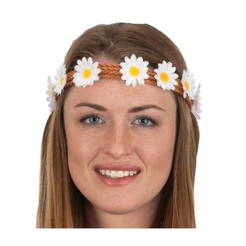 Daisy Rope Headband Costume Accessory