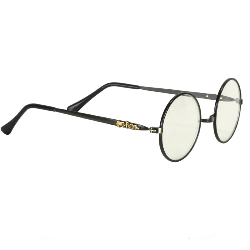 Round Eyeglasses Harry Potter Halloween Costume Accessory