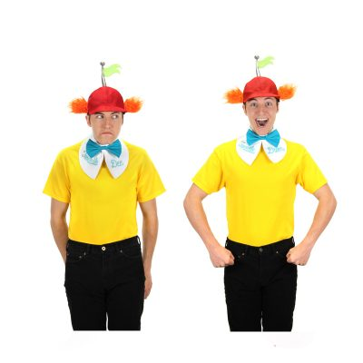 Tweedle Dee and Tweedle Dum Disney Costume Accessory Kit