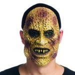 Costume Latex Killer Reptile Halloween Mask