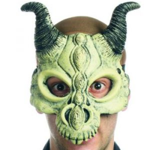 Supersoft Foam Halloween Mask Goat
