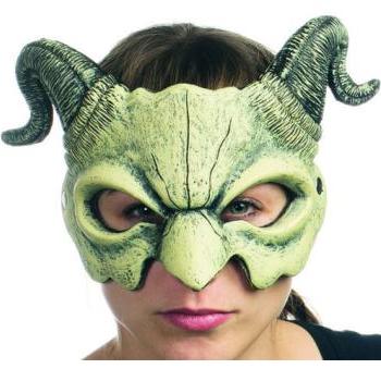 Supersoft Foam Halloween Mask Ram