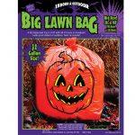 Plastic Pumpkin Lawn Bags