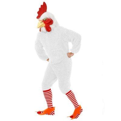 Rockin Rooster Mascot or Halloween Costume