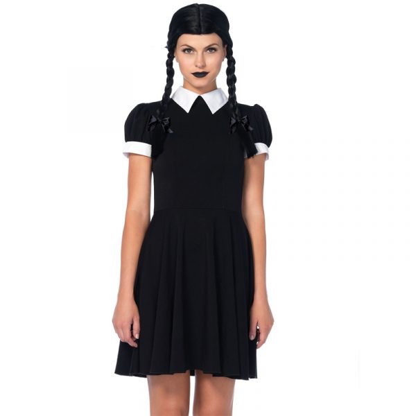 Gothic Darling NCIS Abby style Halloween Costume