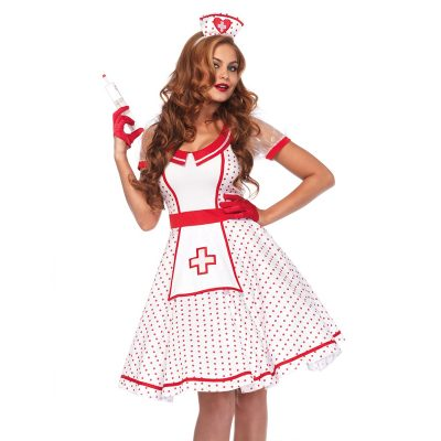 Bedside Betty Nurse Halloween Costume