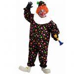 Clown Jumpsuit Standard Adult Halloween Costume
