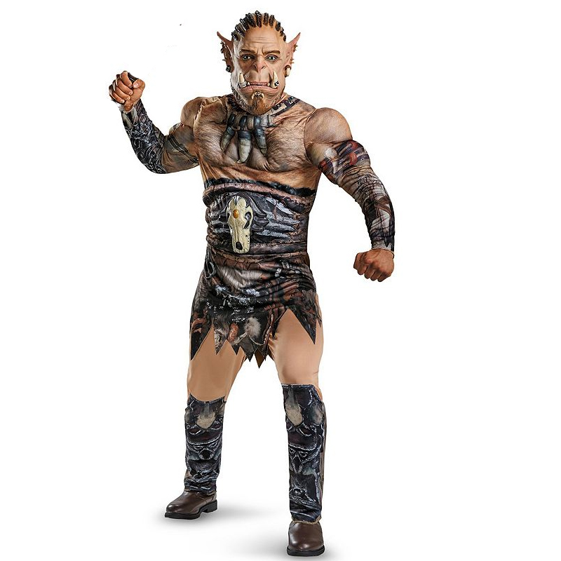 War Craft- Durotan Adult Halloween Costume